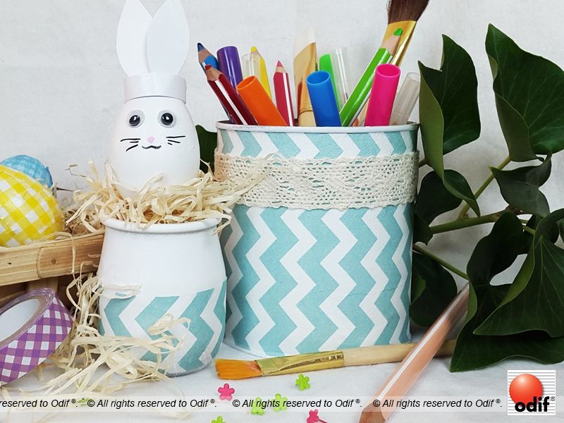 Photo : DIY - Le Pot à Crayons : Ecolo-recyclage